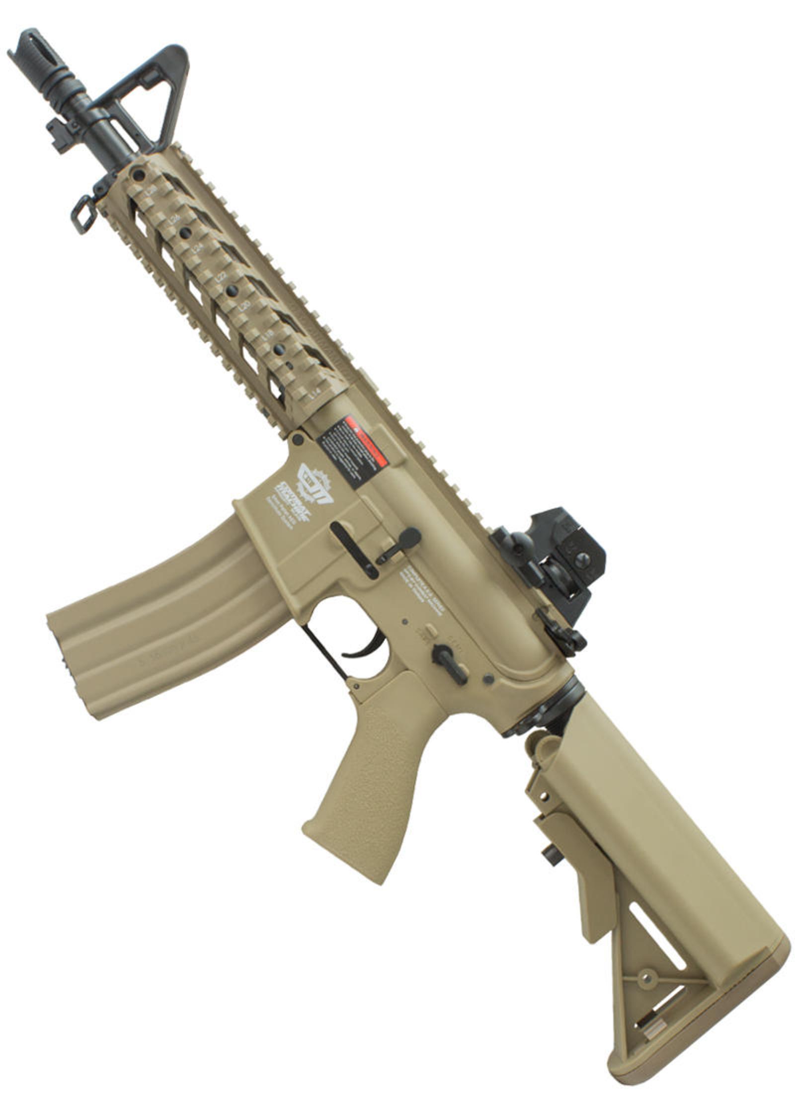 G Amp G Cm16 Raider Tan Gear Of War