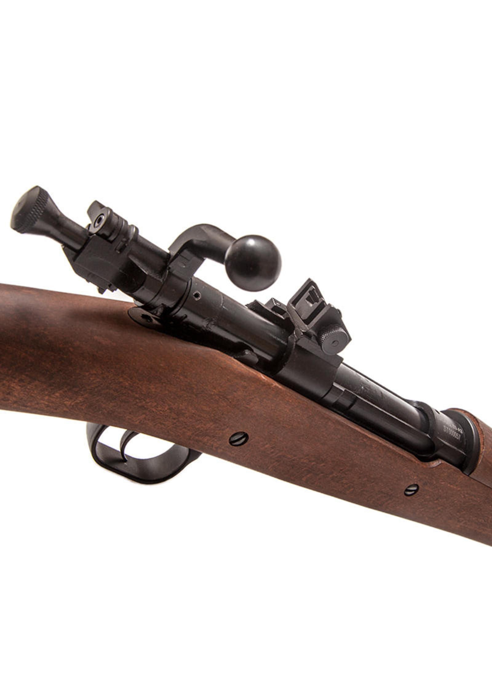 features of m1903 springfield rifle It doesn't matter if you are simply a gun enthusiast, a competitive 3 gun shooter or  a military or  classic springfield 1903 a3 30-06 caliber bolt actions rifles.