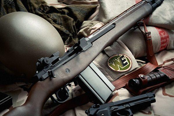 WE M14 GBB Rifle - Gear Of War